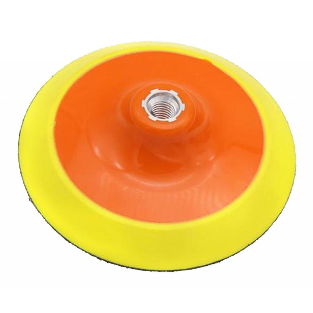 Plastic-Metal-Electric-Rotary-Backing-Plate-Pad-Car-Polishing-Buffing-Pads thumbnail 19