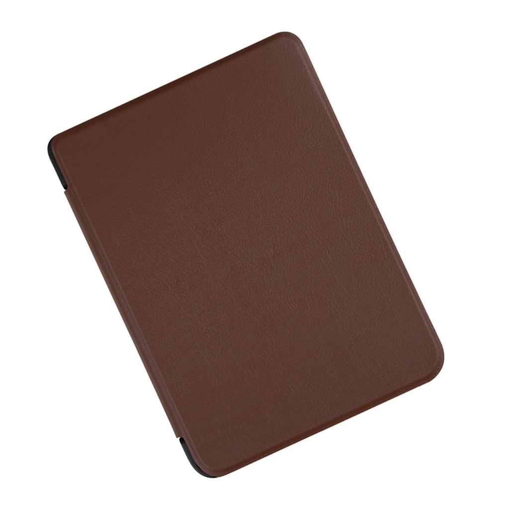 ULTRA-SOTTILE-PELLE-SMART-SLIM-COVER-STAND-CASE-PER-Kobo-Clara-6-034-eReader miniatura 4