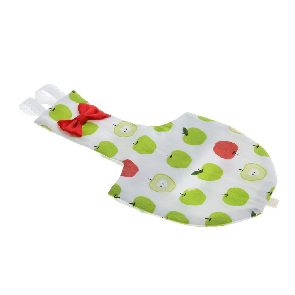 Pappagallo-tessuto-sanitario-di-strato-pappagallo-igienico-riutilizzabile miniatura 8