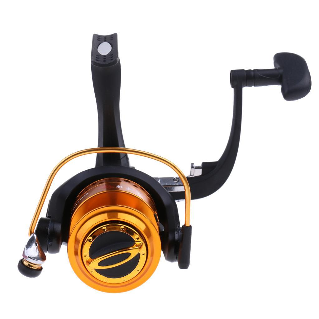 Ultra Light Spinning Fishing Rod And Reel Combo Travel