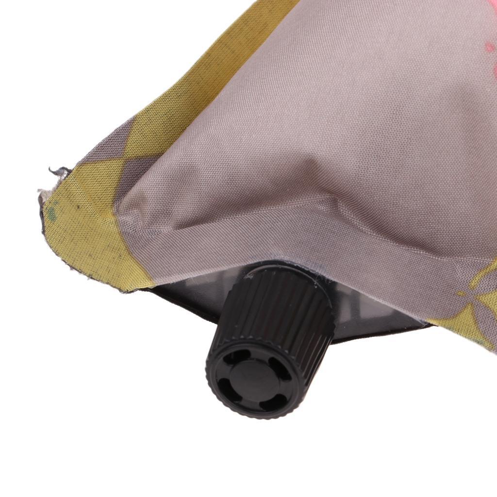 Portatile-Ultra-Leggero-Confortevole-Morbido-Auto-gonfiabile-Campeggio miniatura 13