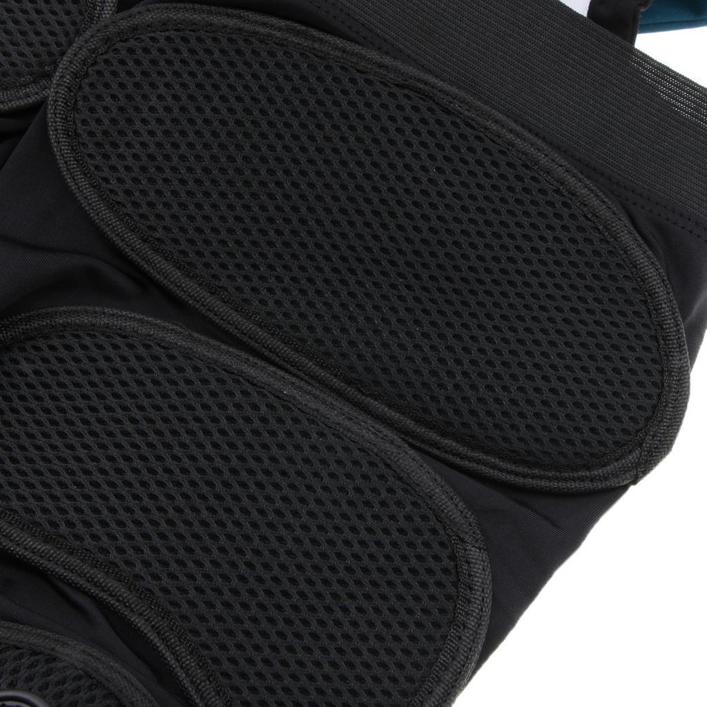 Moto-Racing-Ski-Armour-Tampons-Hanches-Jambes-Protecteur-Shorts-Pantalons miniature 18