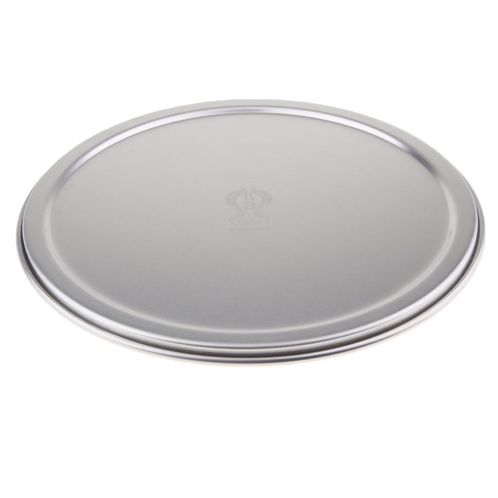 Coperchio-per-Piatto-Crisp-per-Forno-de-Microonde-in-Lega-di-Alluminio miniatura 3