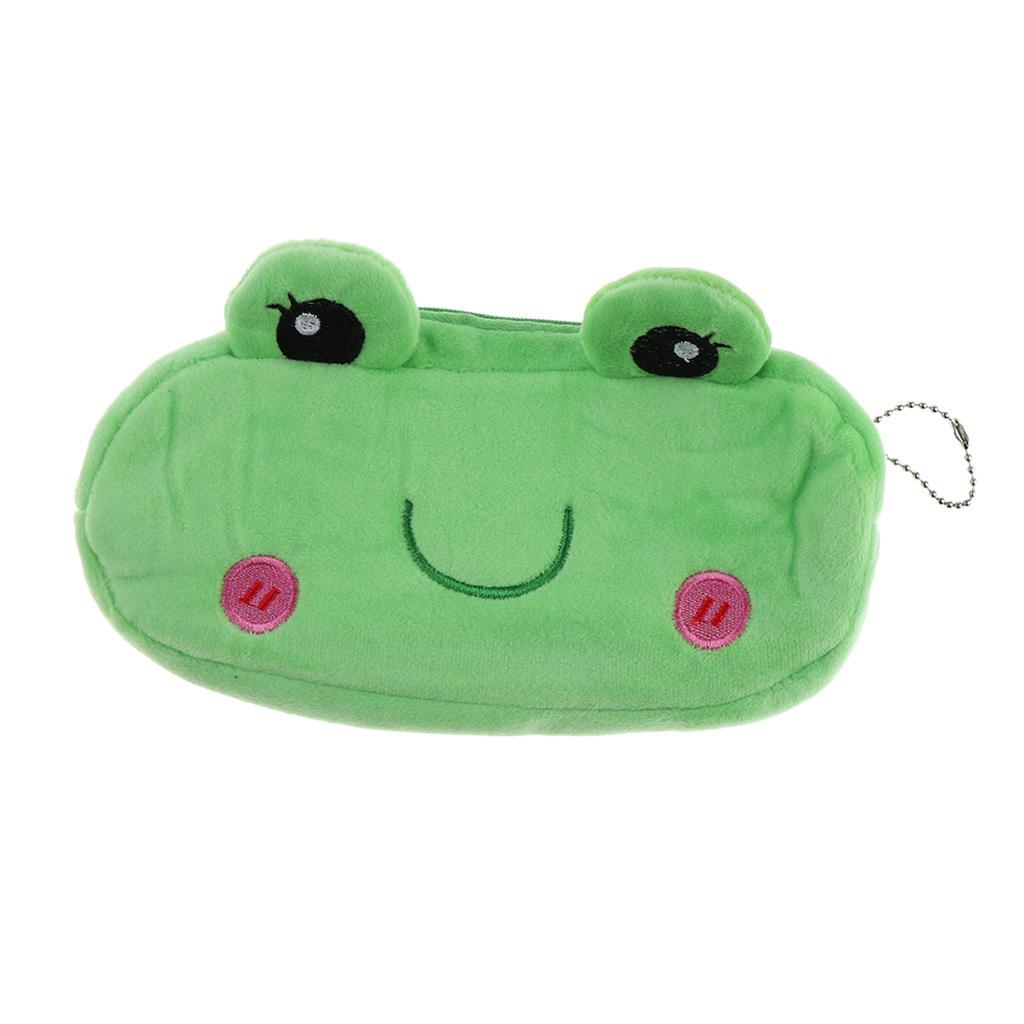 Pencil-Pouch-Plush-Stationery-Bag-Animal-Cosmetic-Bags-School-Supplies thumbnail 3