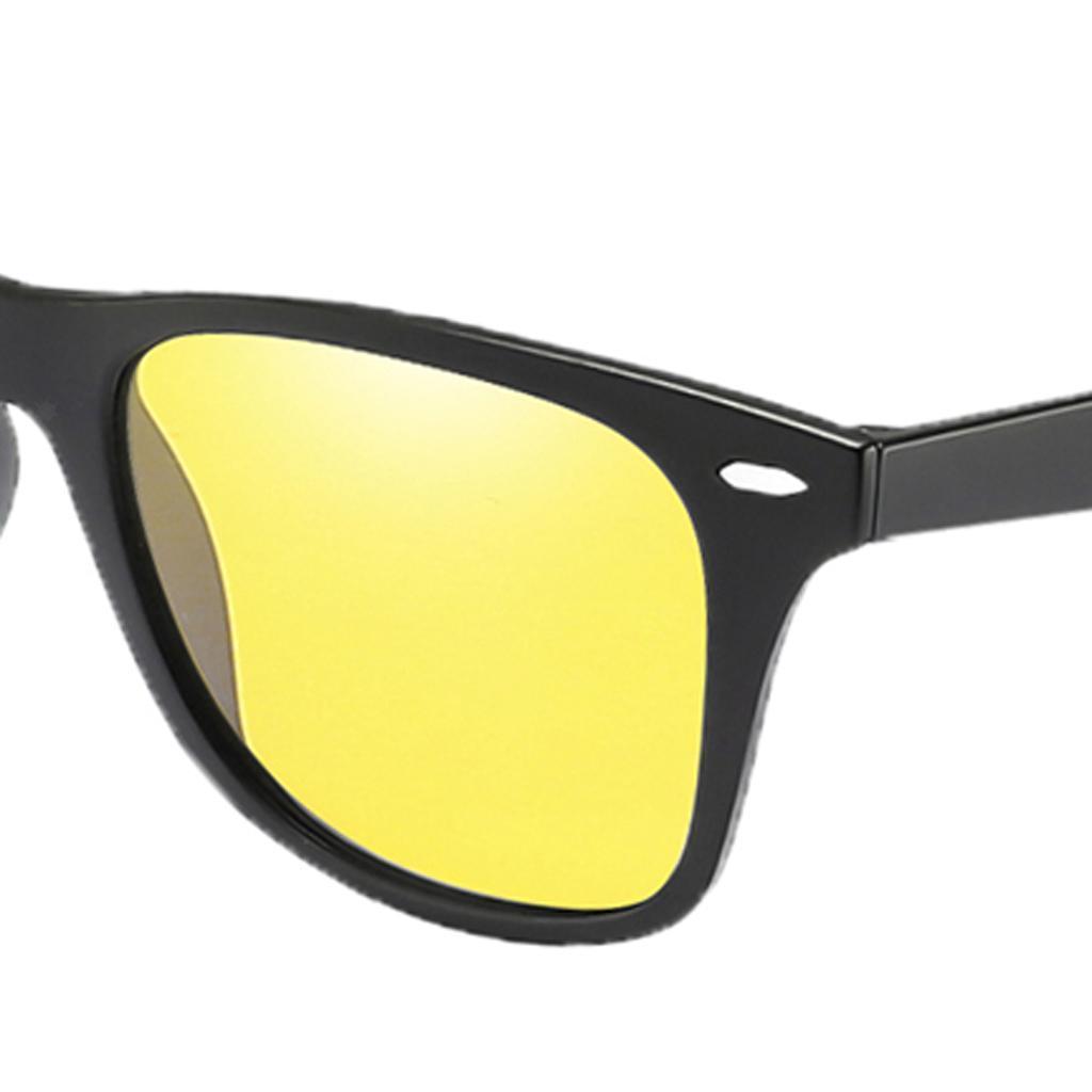Occhiali-sportivi-Occhiali-da-sole-Occhiali-Accessori-uomo-polarizzati miniatura 13