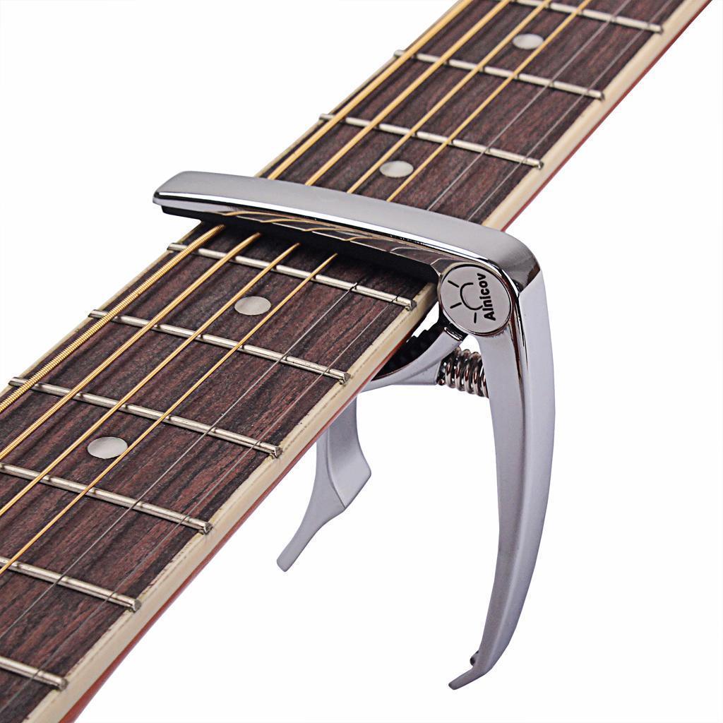 Capo-Strumento-per-corde-per-chitarra-classica miniatura 6