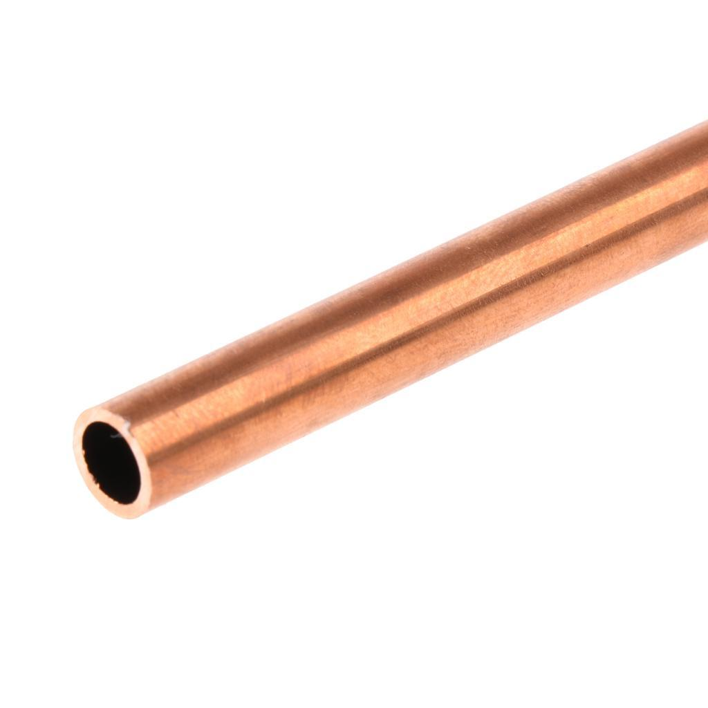 Tubo-lungo-in-tubo-di-ottone-con-tubo-tondo miniatura 7