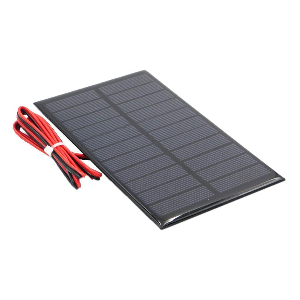 Mini-Pannello-Solare-Caricabatterie-Fai-Da-Te-Esperimenti-Scientifici miniatura 12