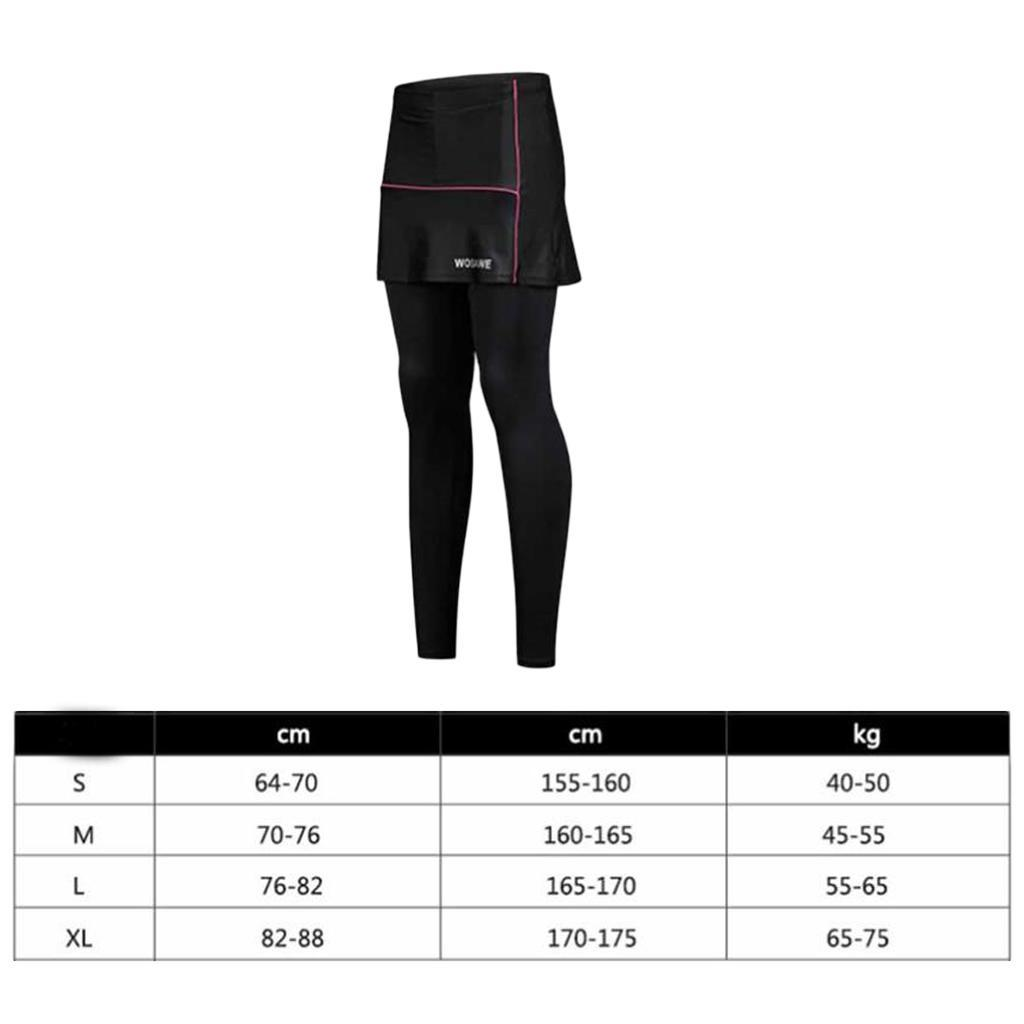 Durable-Femme-Cyclisme-Shorts-Jupe-Bicyclette-D-039-ete-Sports-Exterieur miniature 16