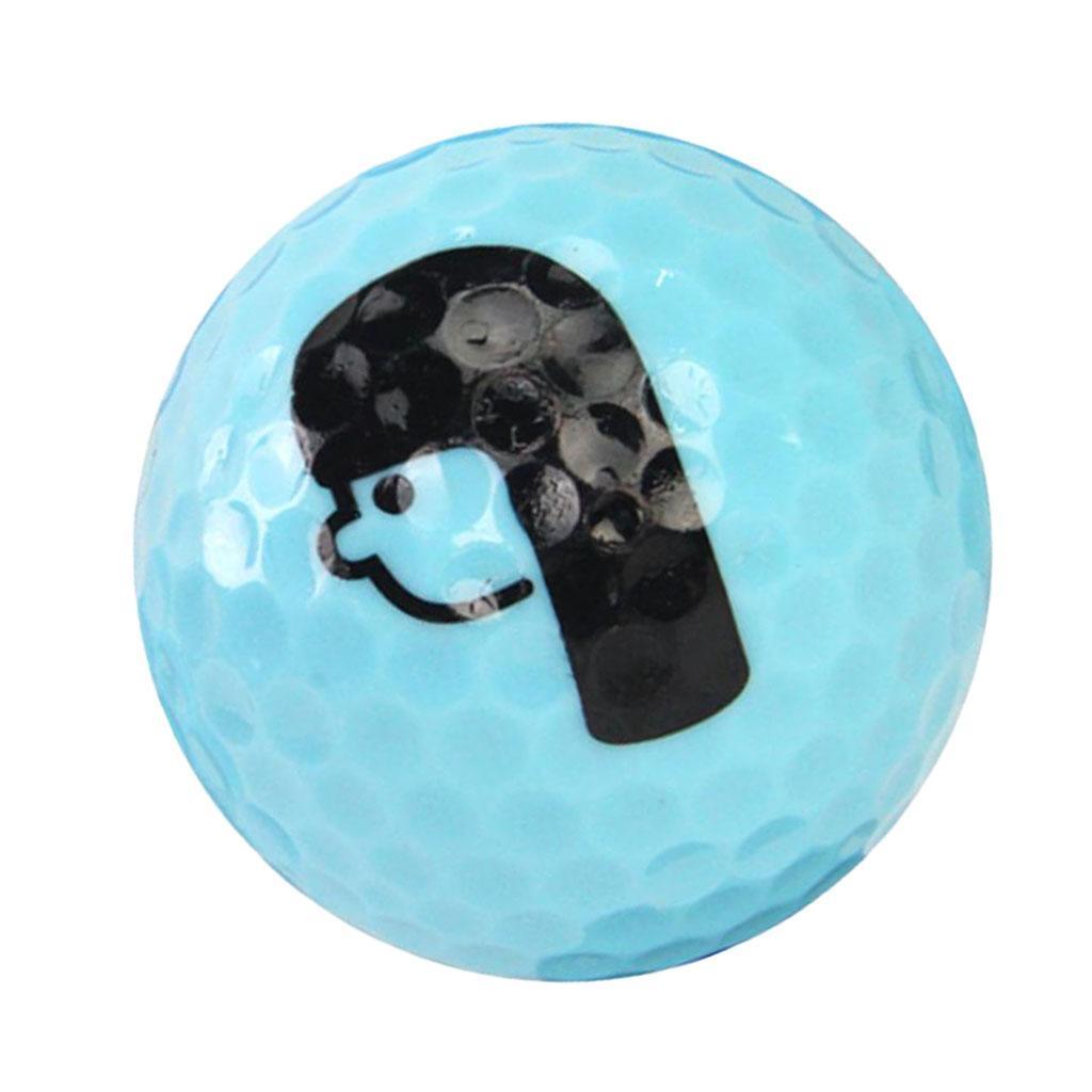 Training-Golf-Balls-Cute-Practice-Tennis-Ball-Indoor-Golf-Ball-Training-Aids thumbnail 3