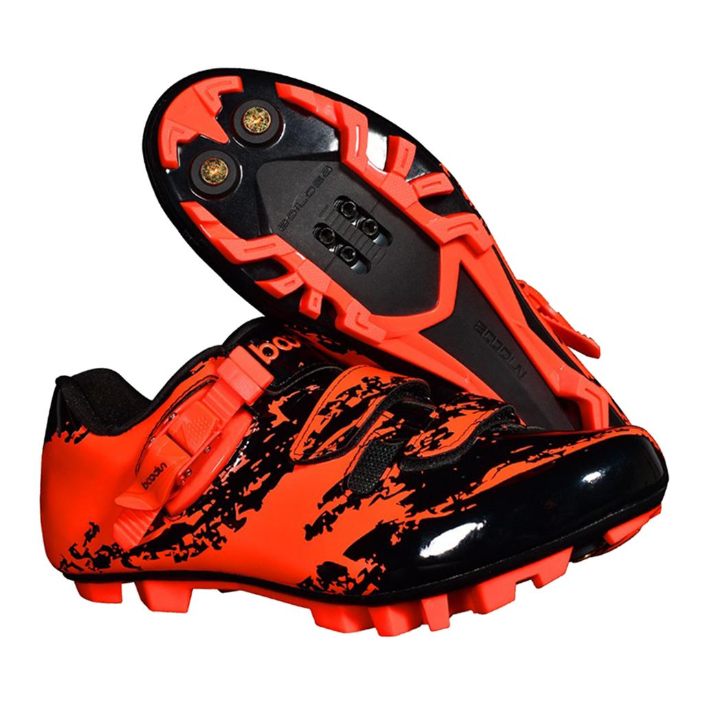 SPD MTB Mountain Bike Clipless Pedal Cleats 2 Bolt Shoes Cleat