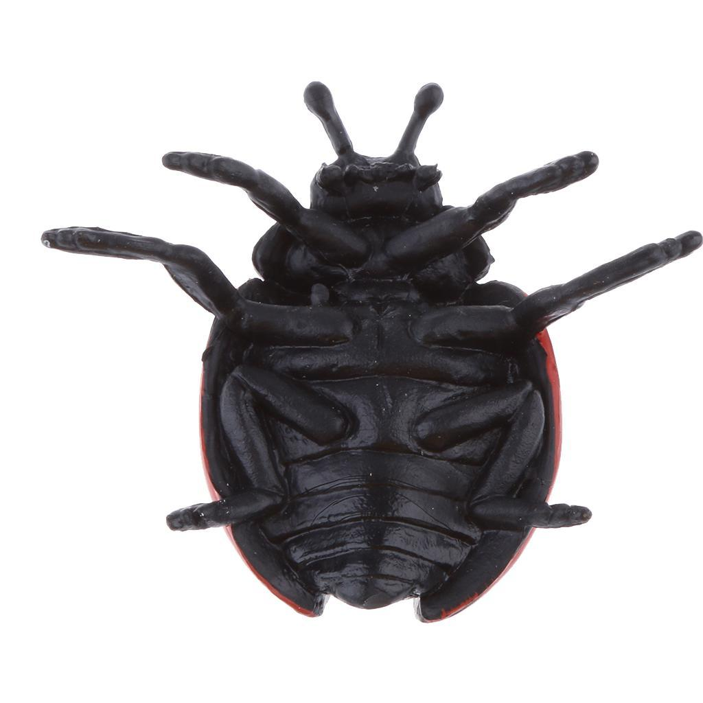 Plastic Wild Animal Figurine Insects Model Action Figures ...