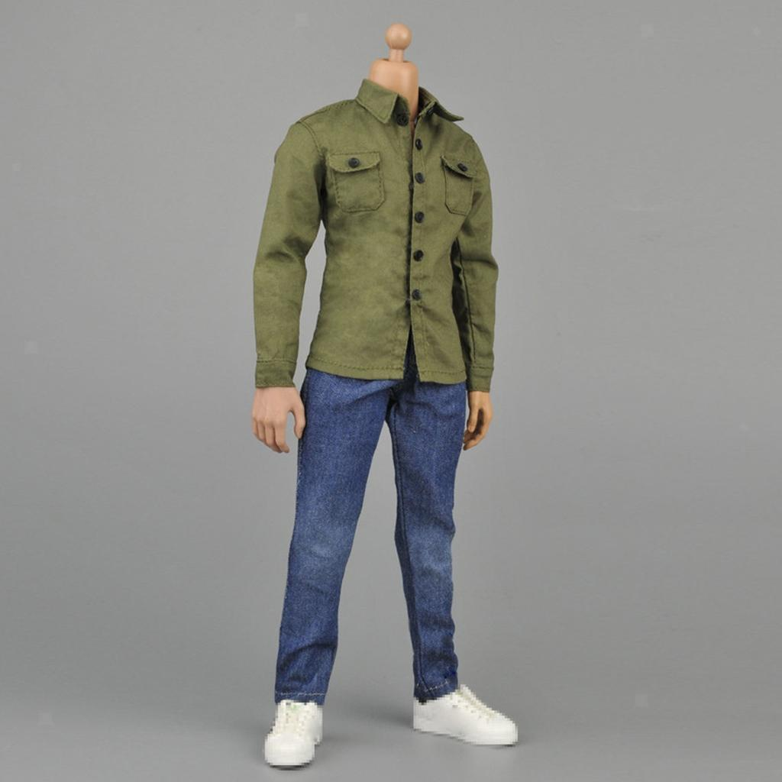1-6-Scale-Men-039-s-Outfits-Clothes-Set-For-12-039-039-Hot-Toys-Action-Figure-Accessories miniature 36