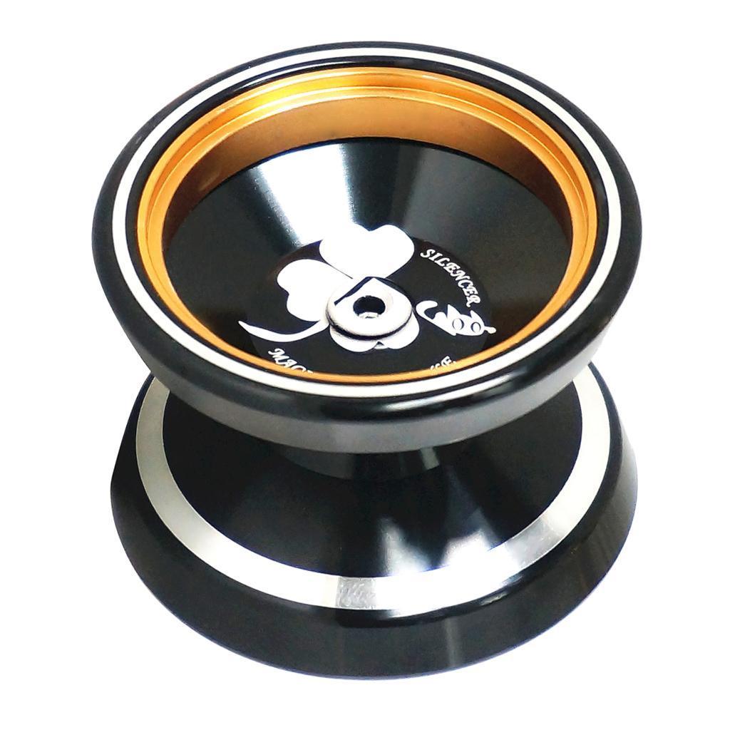 Professional Aluminum K5 9 YoYo Ball 1A 3A 5A Trick Yo-Yos Bearing Kids Toy Gift