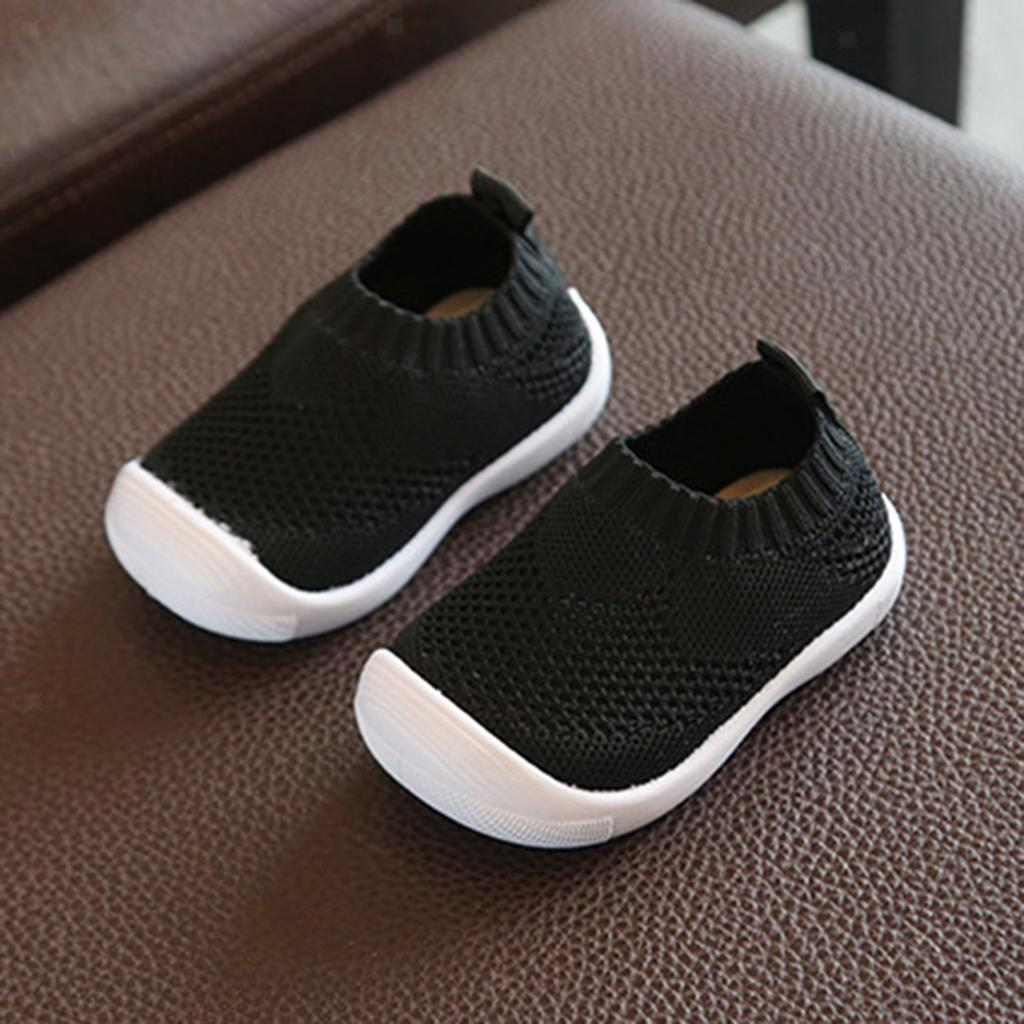 Cute Baby Girl Boys Anti-slip Socks Infant Toddler Newborn Sole Shoes Socks