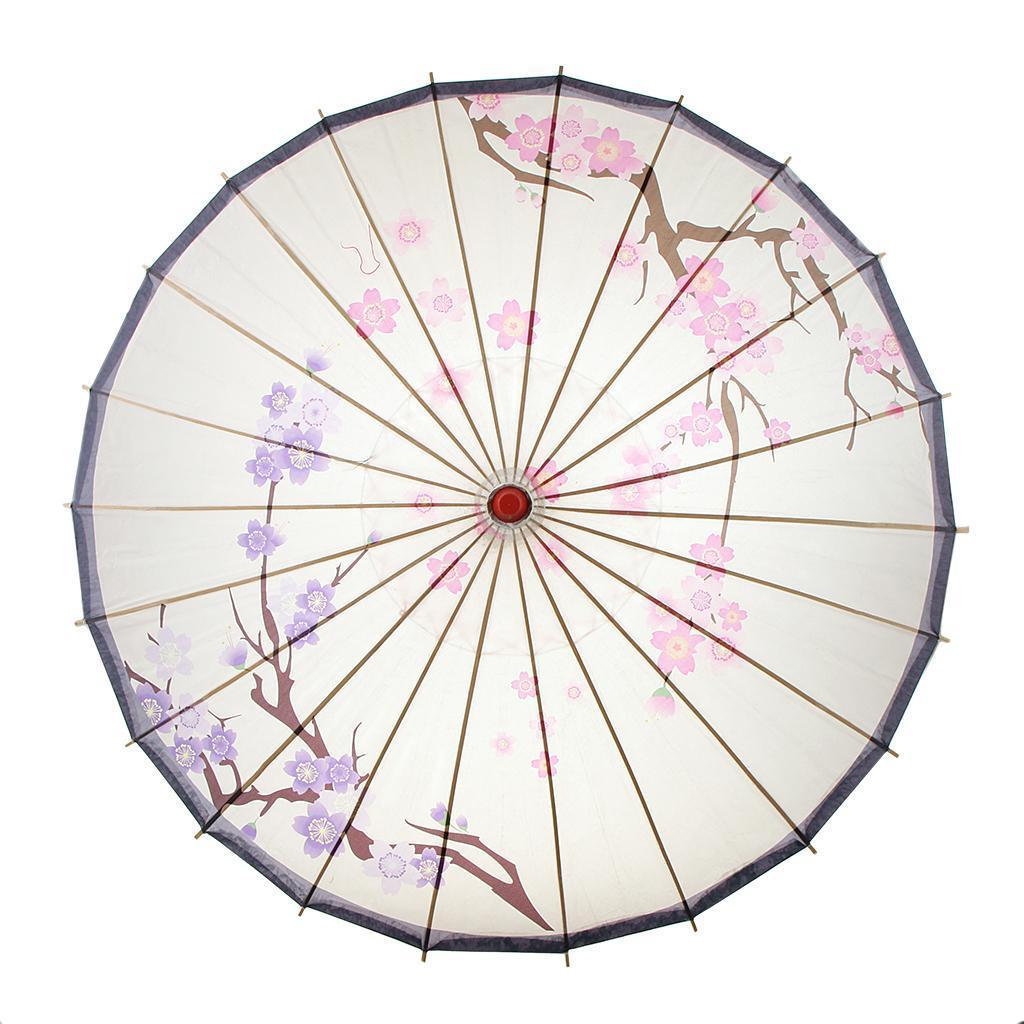 Parapluie-Chinois-Parasol-De-Mariage-Maison miniature 17
