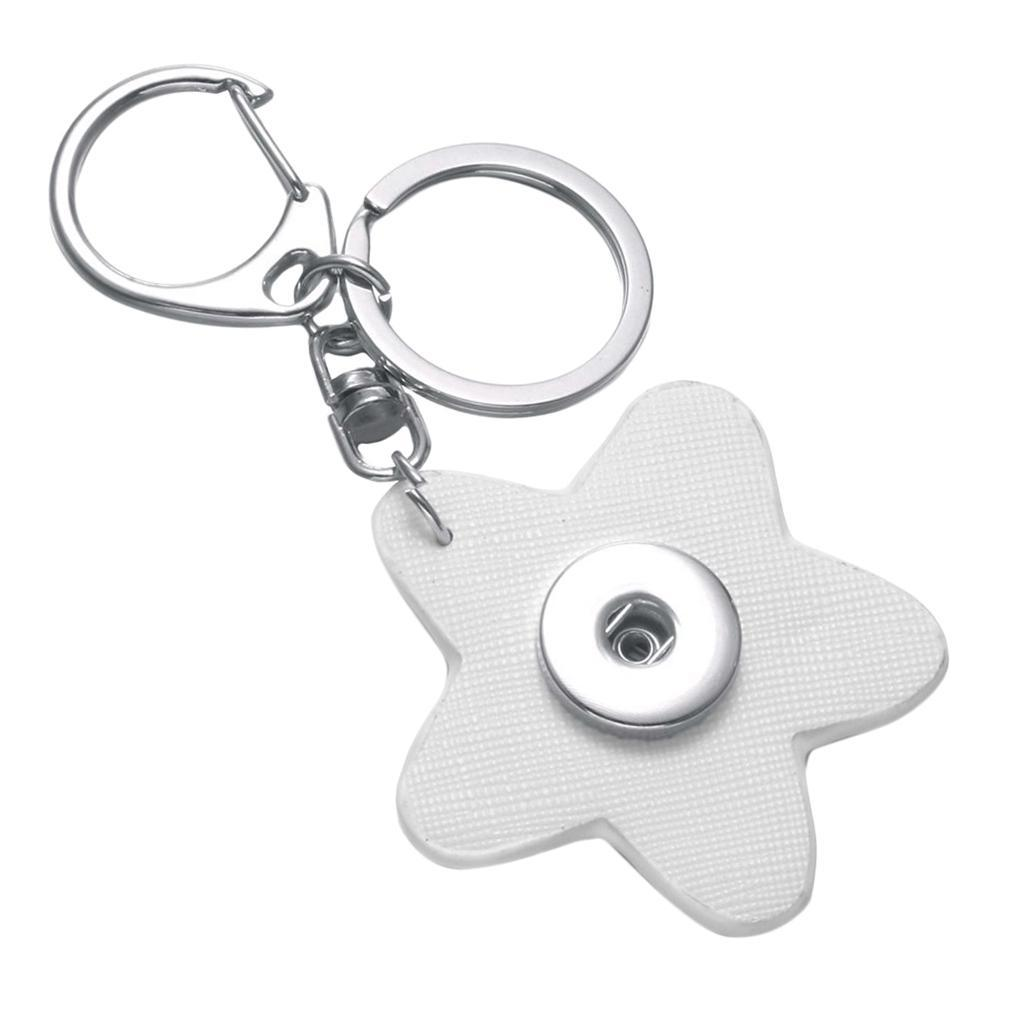 Portachiavi-Pentagramma-di-Moda miniatura 22