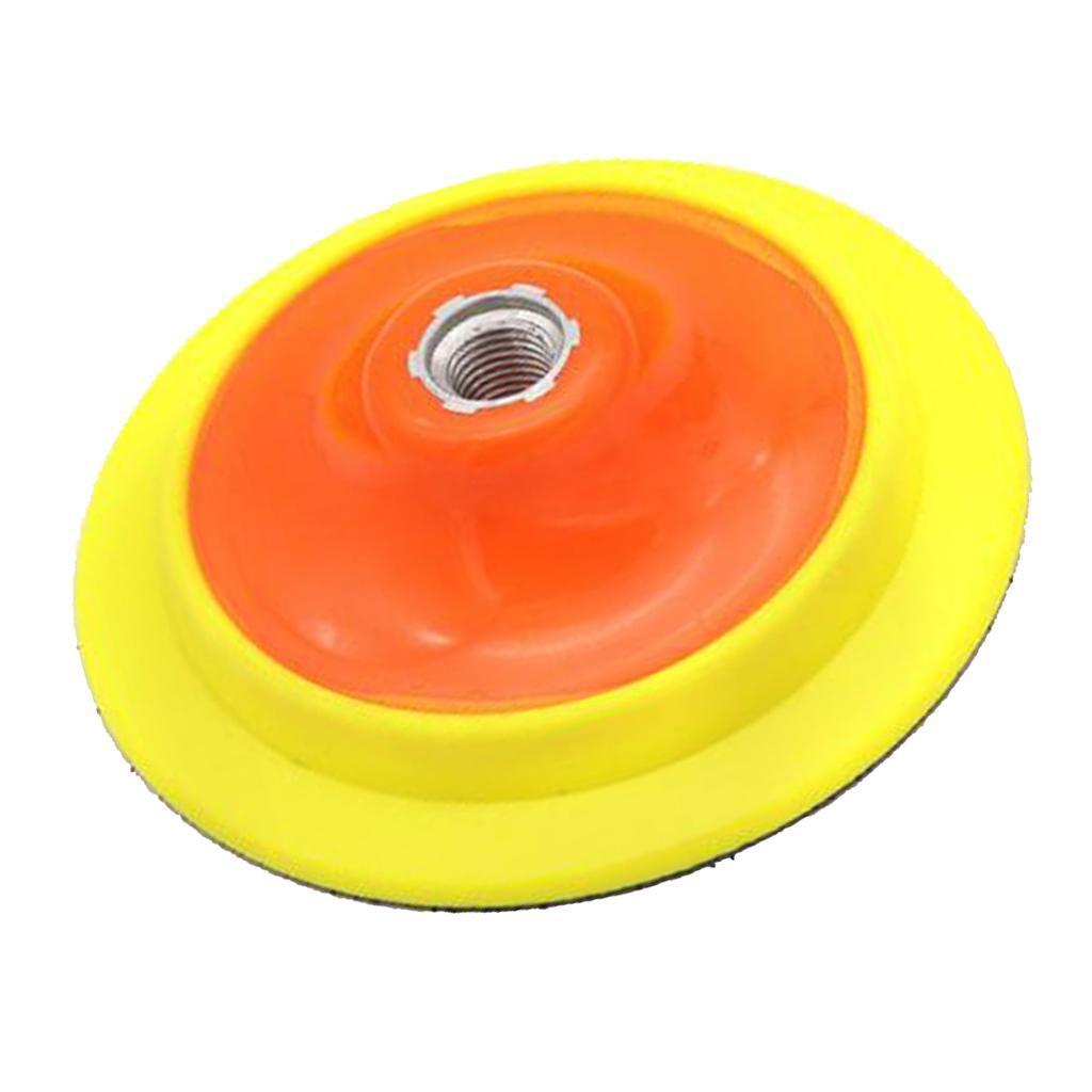 Plastic-Metal-Electric-Rotary-Backing-Plate-Pad-Car-Polishing-Buffing-Pads thumbnail 21
