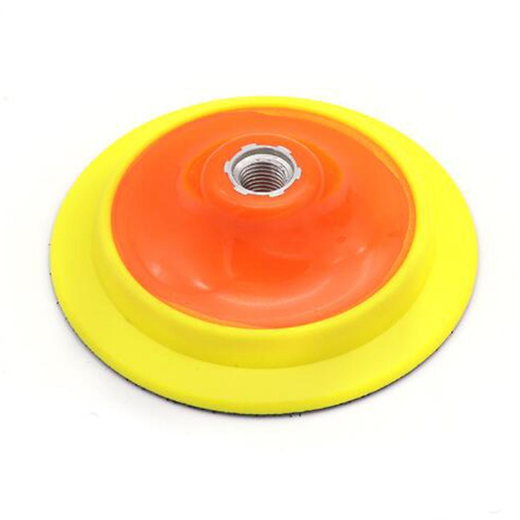 Plastic-Metal-Electric-Rotary-Backing-Plate-Pad-Car-Polishing-Buffing-Pads thumbnail 22
