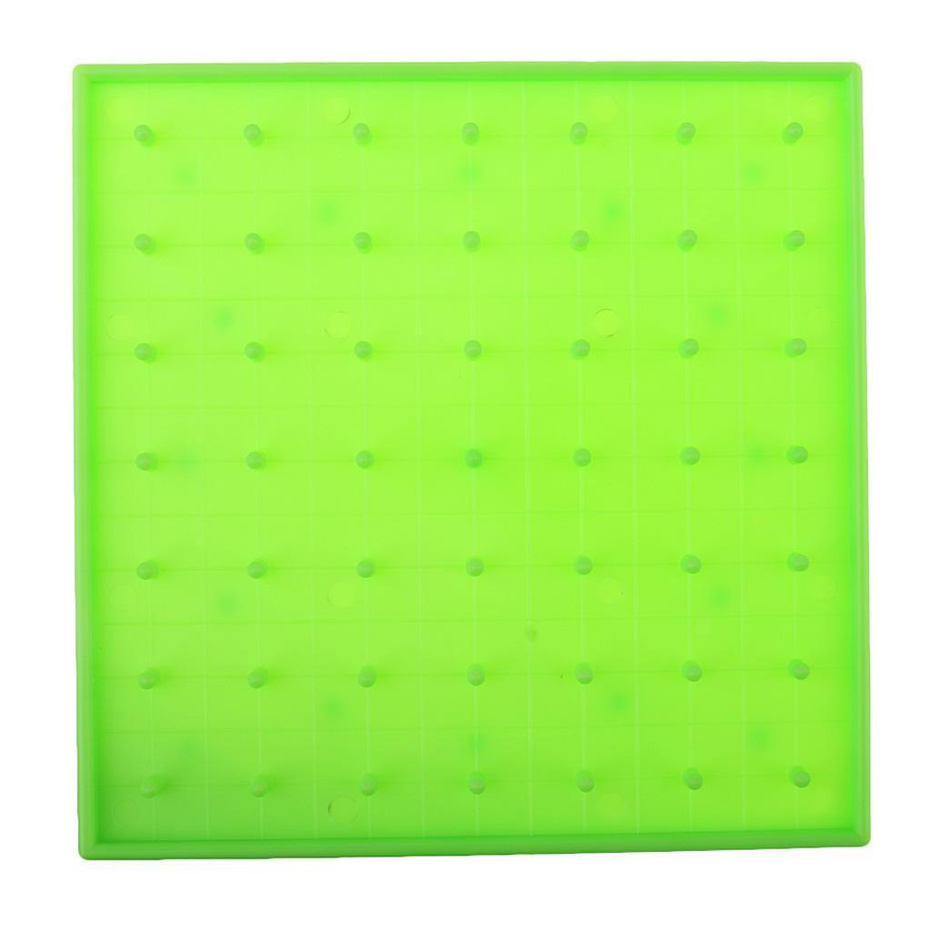 1pc-Plastic-Nail-Plate-Mathematics-Nailboard-Tool-for-Kids-Educational-Toys thumbnail 9