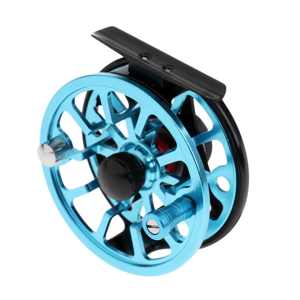 Fly-Reel-7-8-WF-Aluminum-Alloy-Fly-Fishing-Reel-Smooth-Running-Fishing-Wheel thumbnail 4