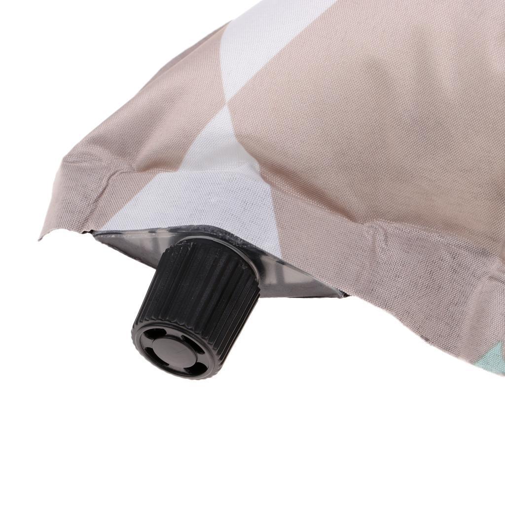 Portatile-Ultra-Leggero-Confortevole-Morbido-Auto-gonfiabile-Campeggio miniatura 19