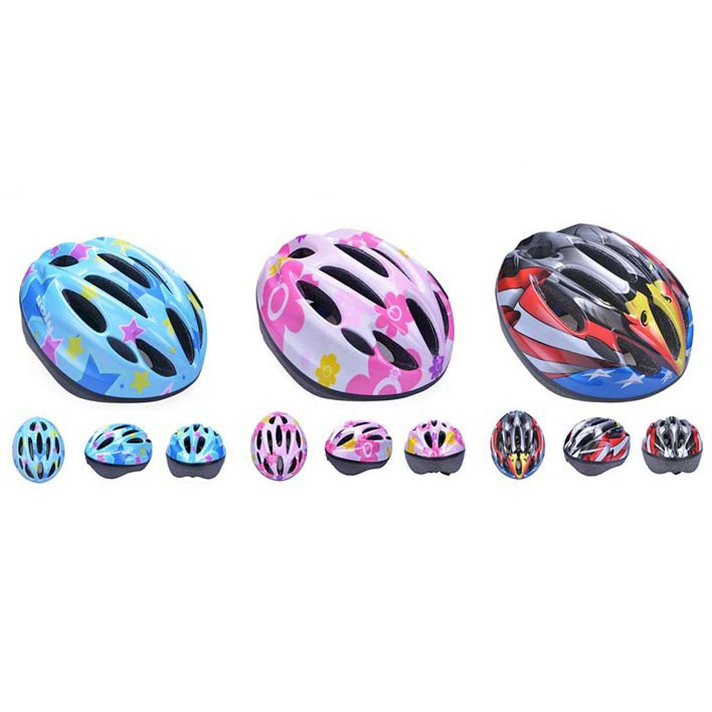 Kids-Bike-Cycling-Protective-Scooter-Skate-Roller-Safety-Helmet-Boys-Girls thumbnail 10