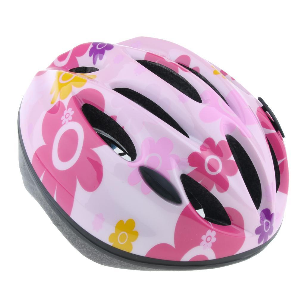 Kids-Bike-Cycling-Protective-Scooter-Skate-Roller-Safety-Helmet-Boys-Girls thumbnail 9