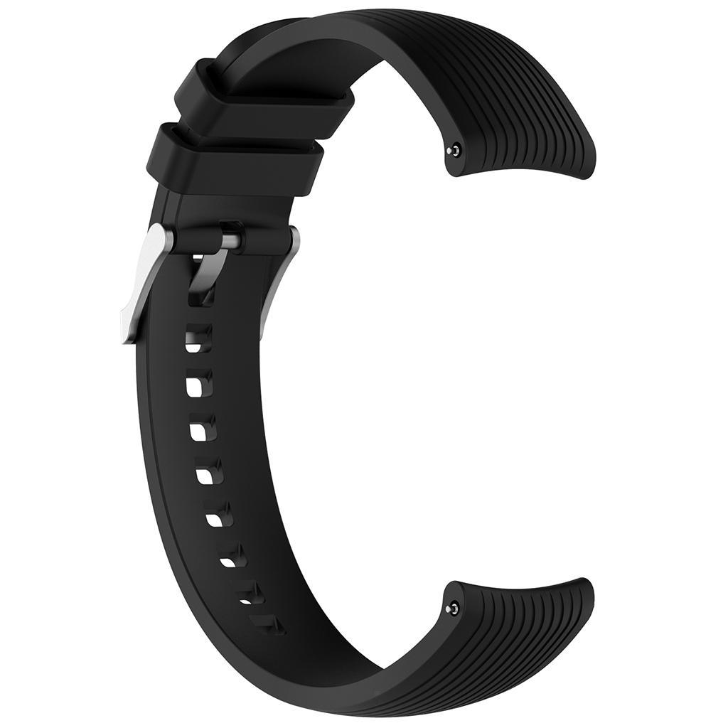 Smartwatch-Strap-Fitness-Tracker-Striped-Wristband-for-Galaxy-Watch-Active thumbnail 3