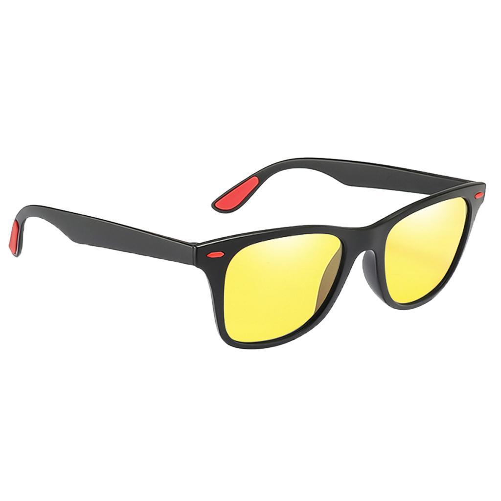 Occhiali-sportivi-Occhiali-da-sole-Occhiali-Accessori-uomo-polarizzati miniatura 19