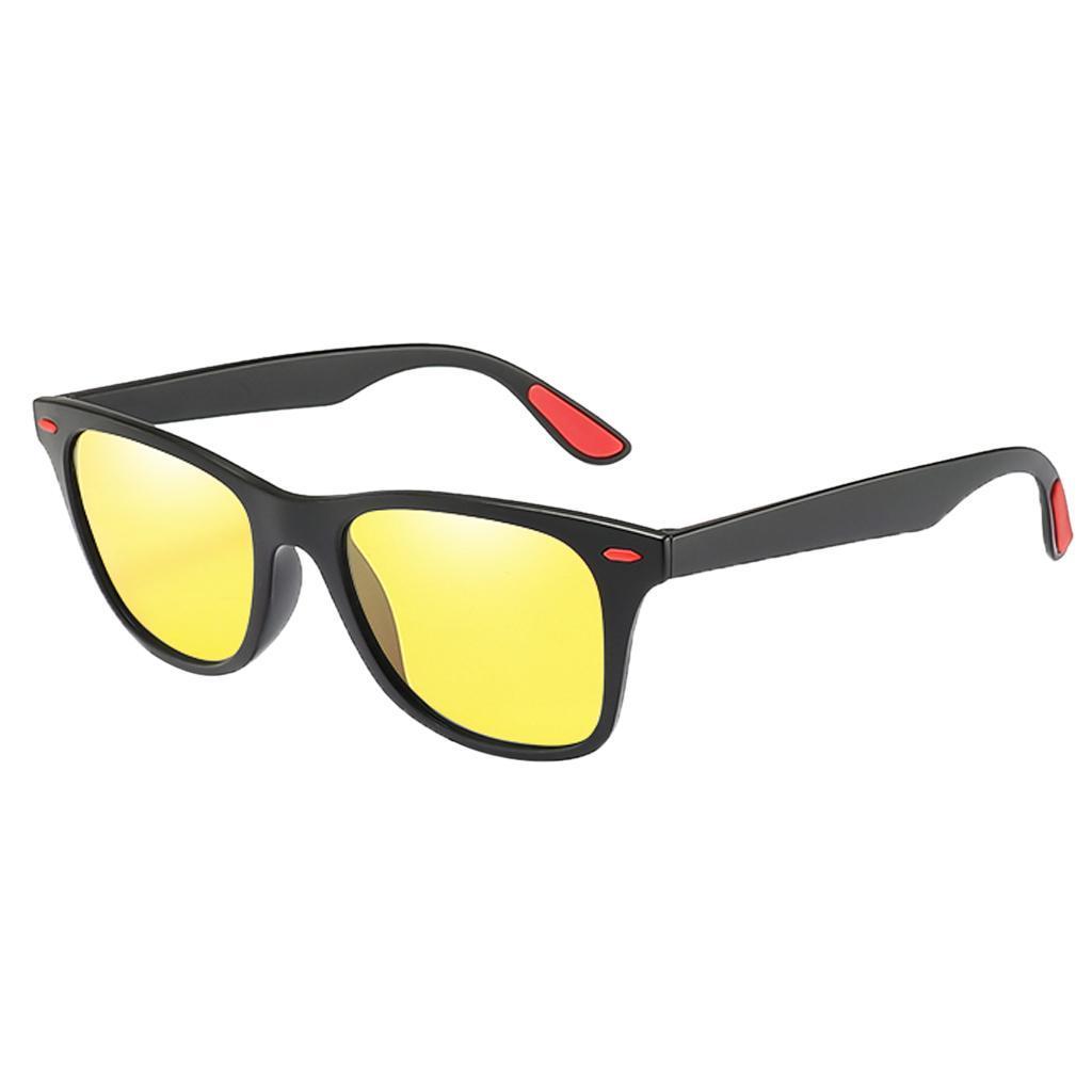 Occhiali-sportivi-Occhiali-da-sole-Occhiali-Accessori-uomo-polarizzati miniatura 20