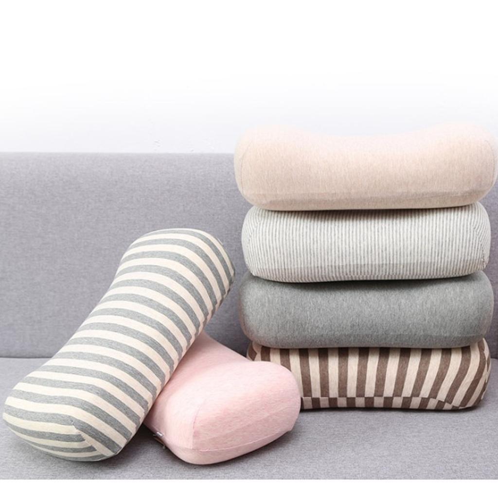 Schiuma-di-memoria-del-cuscino-del-cuscino-del-cuscino-lombare miniatura 6