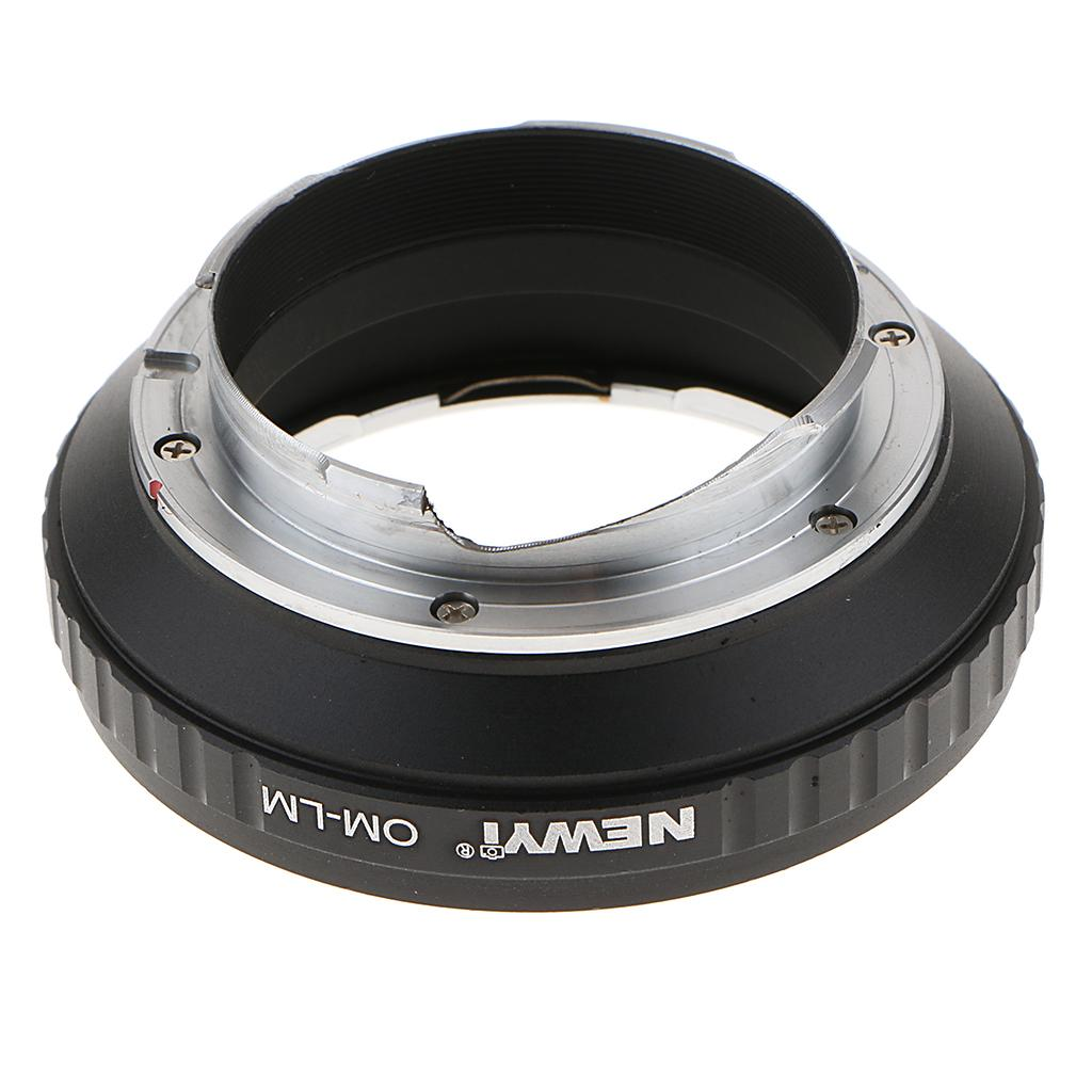Adapter for Olympus OM Lens to Leica M LM Camera Ring M8 M9 with TECHART LM-EA7