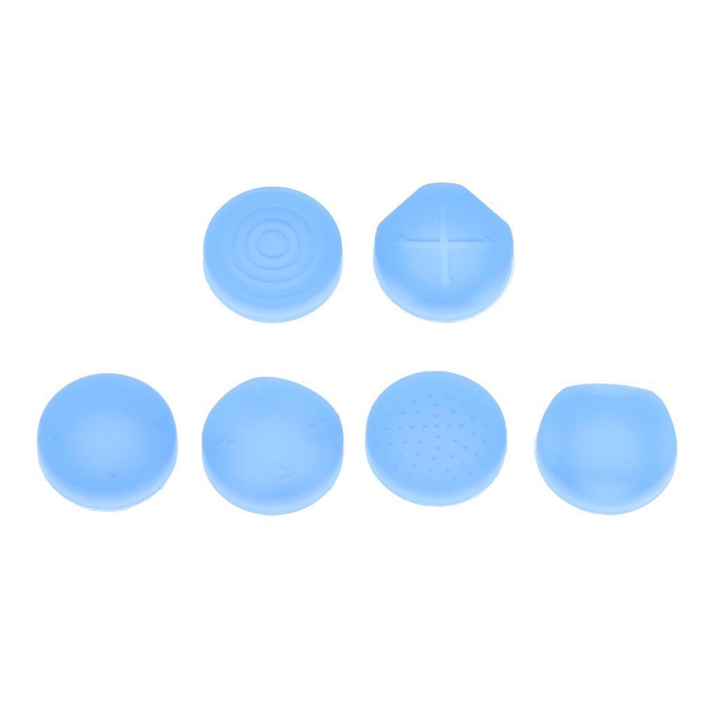 6Pcs-Analog-Stick-Cap-Thumb-Grips-Cover-for-Playstation-PS-Vita-PSV1000-2000 miniature 6