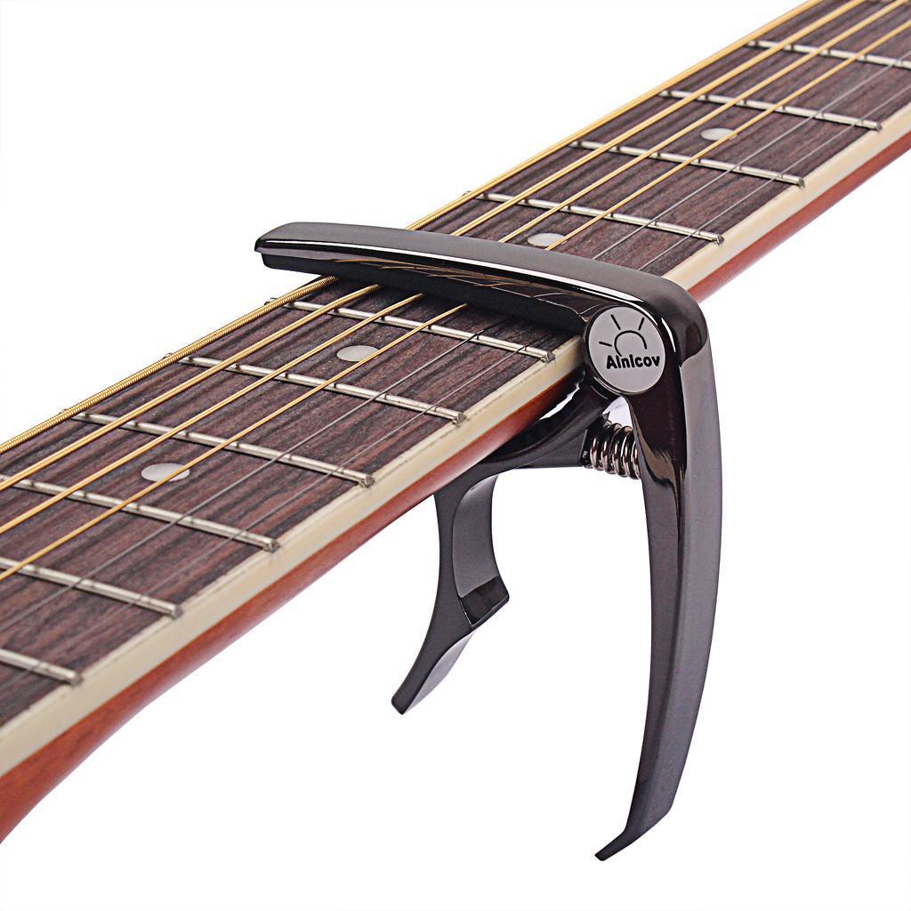 Capo-Strumento-per-corde-per-chitarra-classica miniatura 11