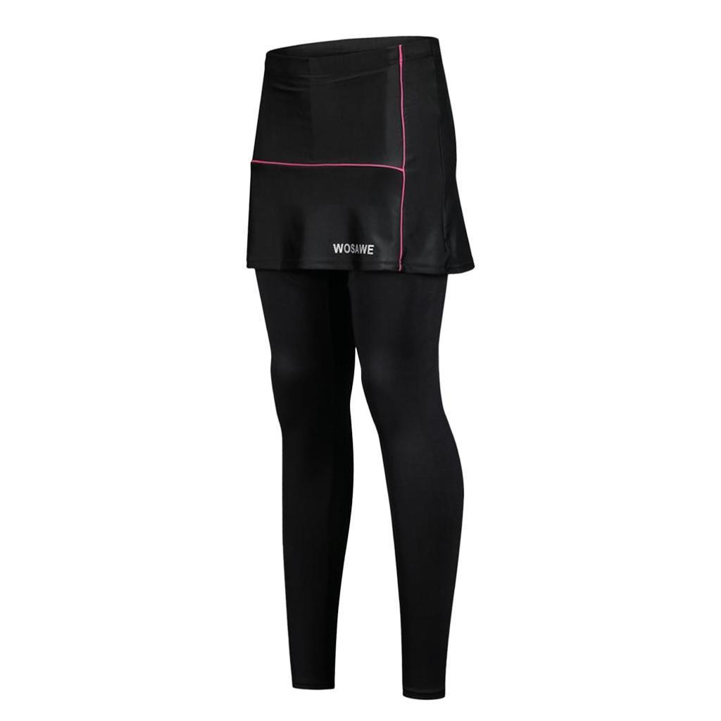 Durable-Femme-Cyclisme-Shorts-Jupe-Bicyclette-D-039-ete-Sports-Exterieur miniature 18