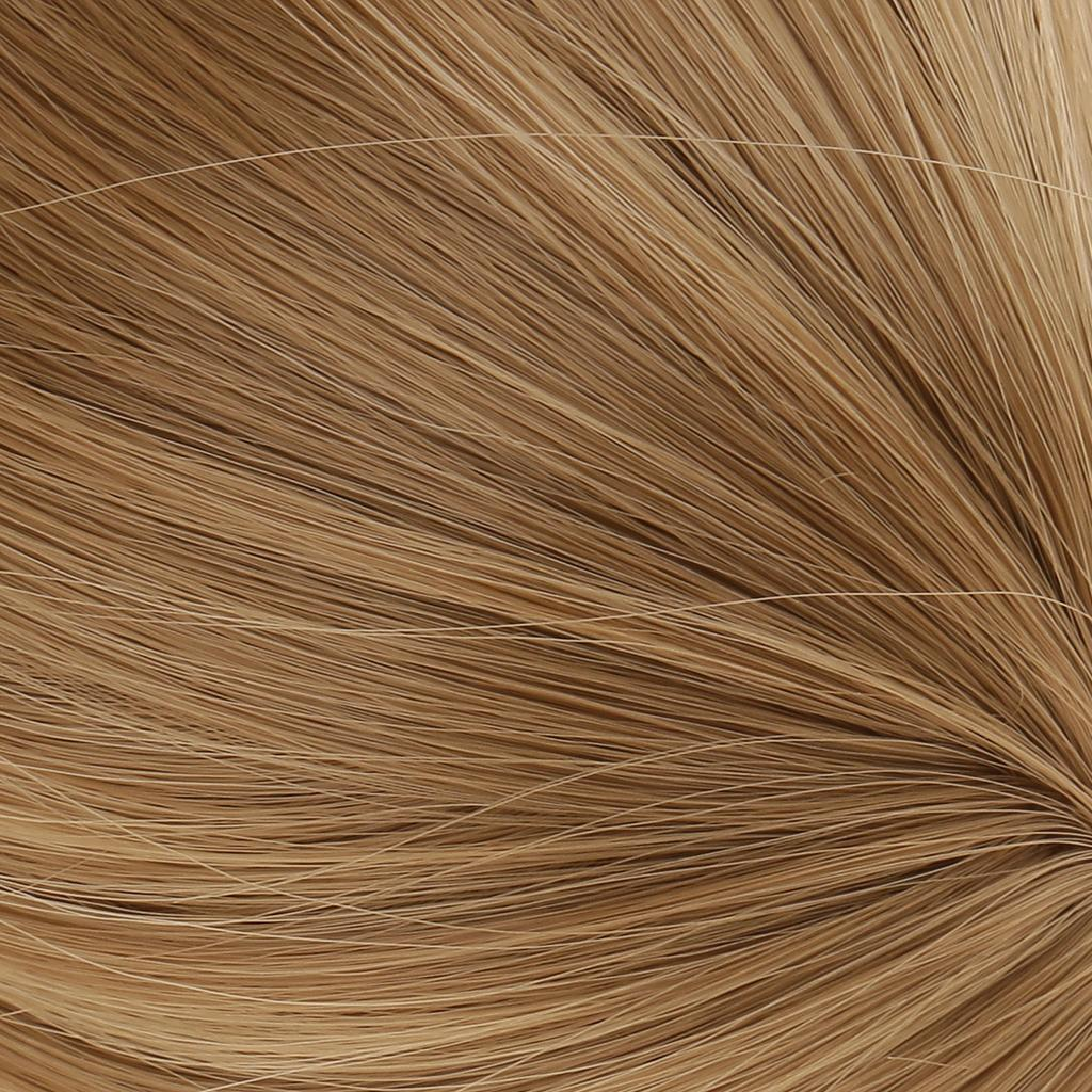 Straight-Gradient-Curly-Hair-Wig-for-18-039-039-Doll-Dress-up-Accessory thumbnail 75