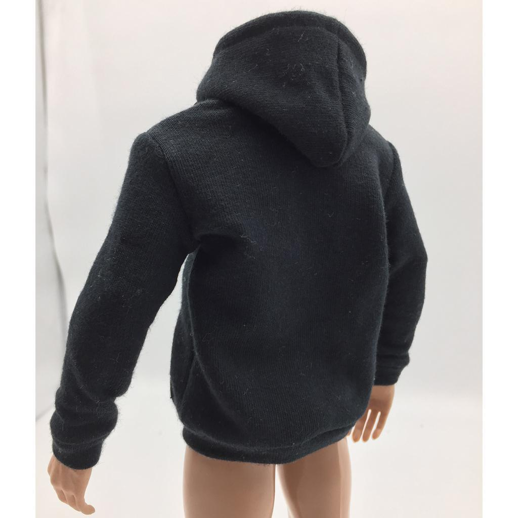 1-6-Scale-Jacket-Hoodie-T-shirt-Jeans-Accessories-for-12-039-039-Figure-Hot-Toys miniature 22