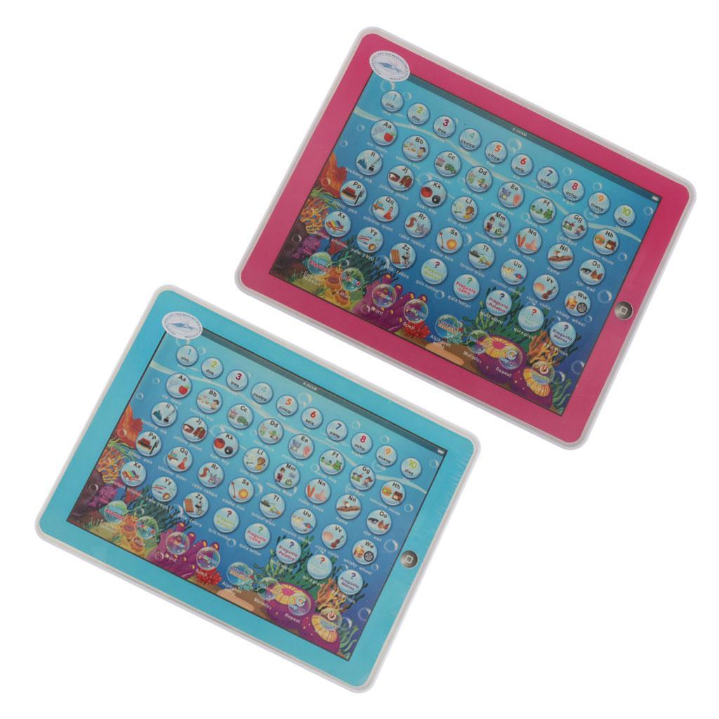 MagiDeal Children's Kids Early Education Machine Tablet ...