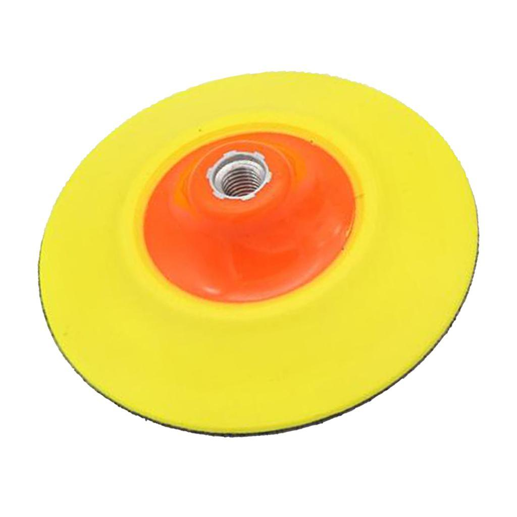 Plastic-Metal-Electric-Rotary-Backing-Plate-Pad-Car-Polishing-Buffing-Pads thumbnail 24
