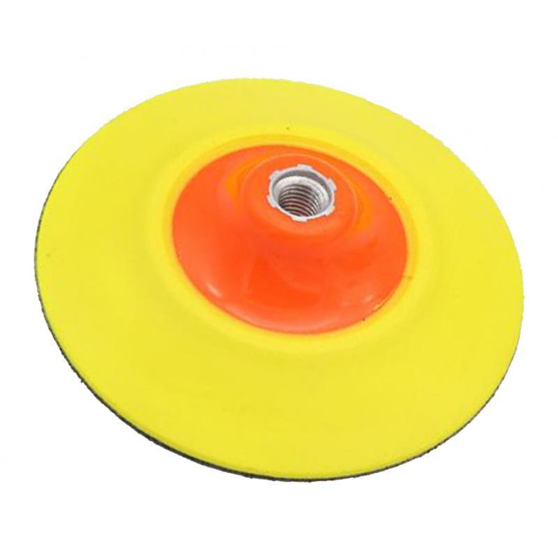 Plastic-Metal-Electric-Rotary-Backing-Plate-Pad-Car-Polishing-Buffing-Pads thumbnail 25
