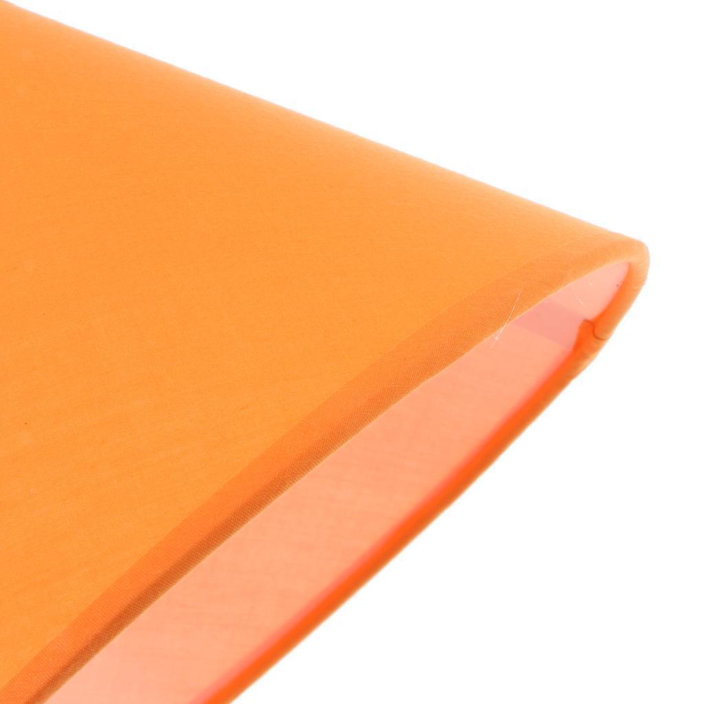 Paralume-in-Tessuto-per-lampada-da-tavolo-o-soffitto-Classico-in-Diversi-Colori miniatura 16