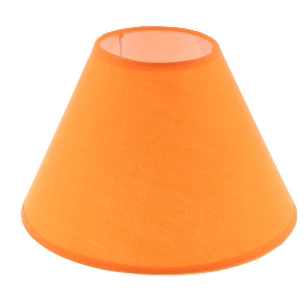 Paralume-in-Tessuto-per-lampada-da-tavolo-o-soffitto-Classico-in-Diversi-Colori miniatura 12