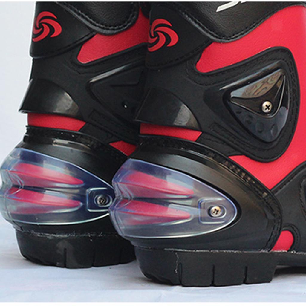 Bottes-de-Moto-Mode-Touring-Chaussures-d-039-Equitation miniature 7
