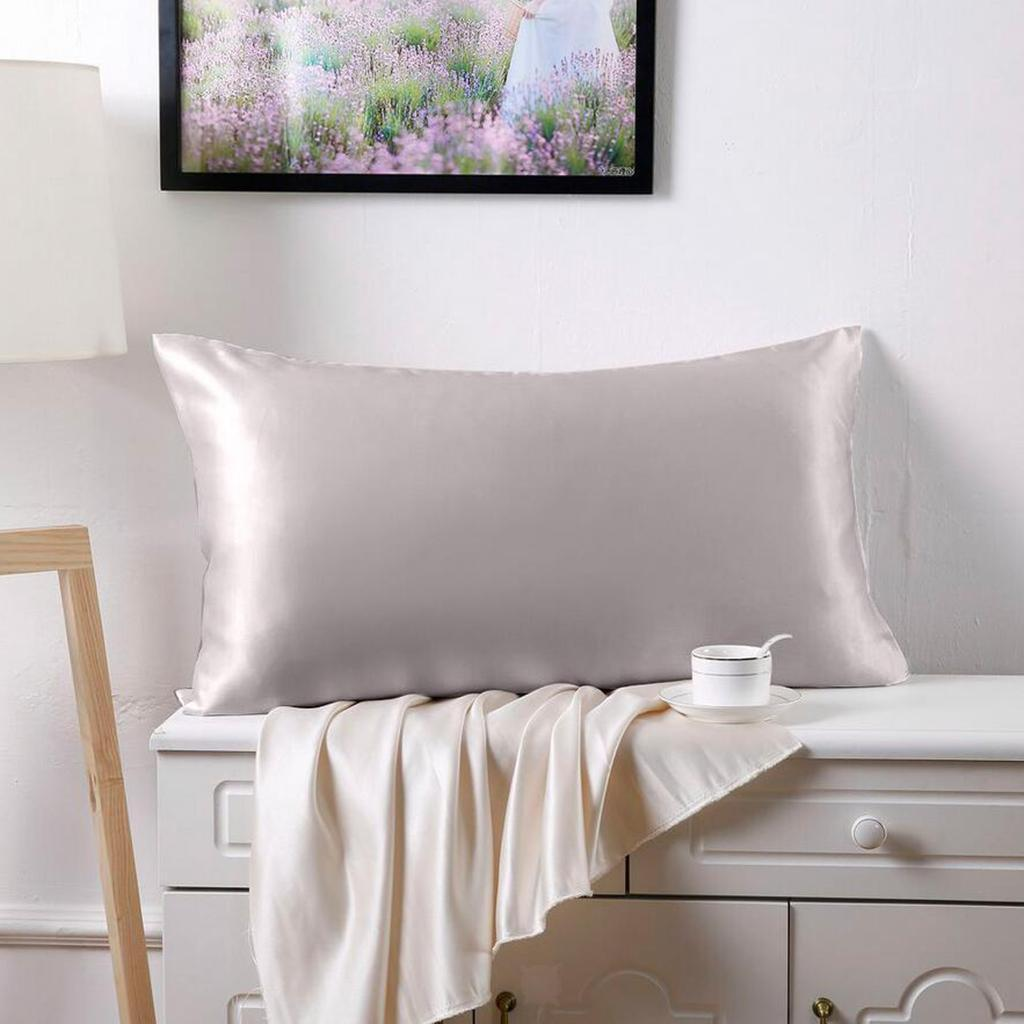 Mulberry Silk Pillowcase Both Sides Pillow Case Cover