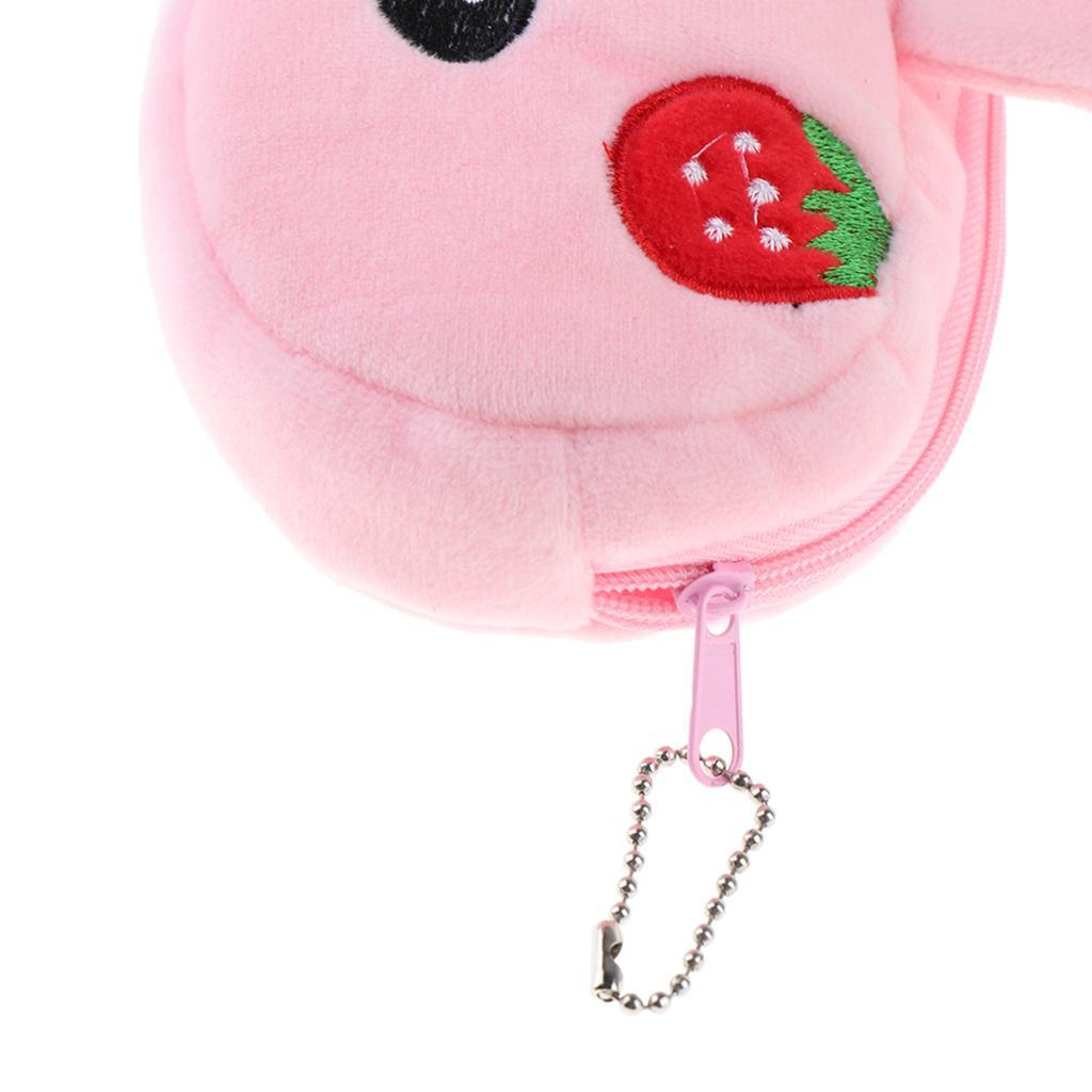 Pencil-Pouch-Plush-Stationery-Bag-Animal-Cosmetic-Bags-School-Supplies thumbnail 30