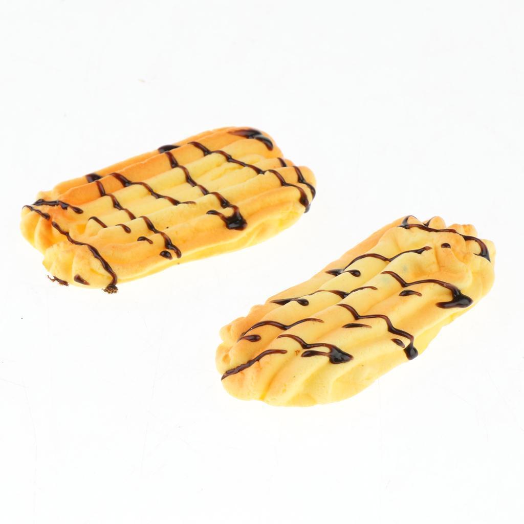 Biscotti-artificiali-di-simulazione-del-biscotto-Dessert-falso-per-le-mostre miniatura 8