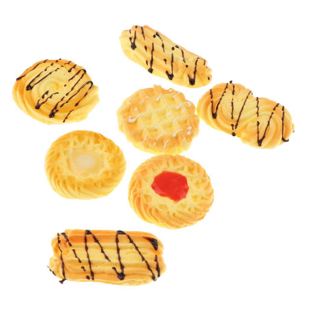 Biscotti-artificiali-di-simulazione-del-biscotto-Dessert-falso-per-le-mostre miniatura 9