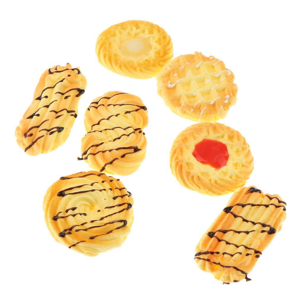 Biscotti-artificiali-di-simulazione-del-biscotto-Dessert-falso-per-le-mostre miniatura 10