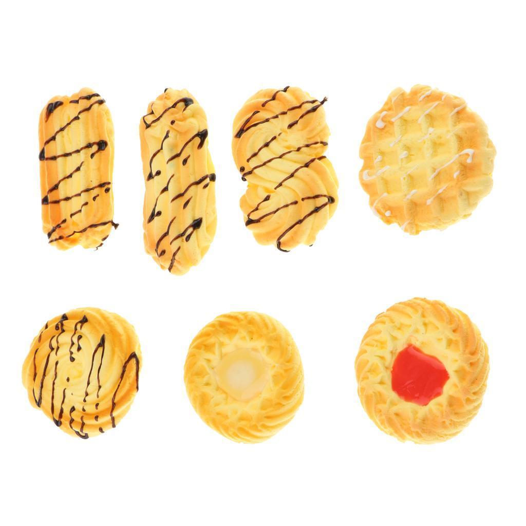 Biscotti-artificiali-di-simulazione-del-biscotto-Dessert-falso-per-le-mostre miniatura 11